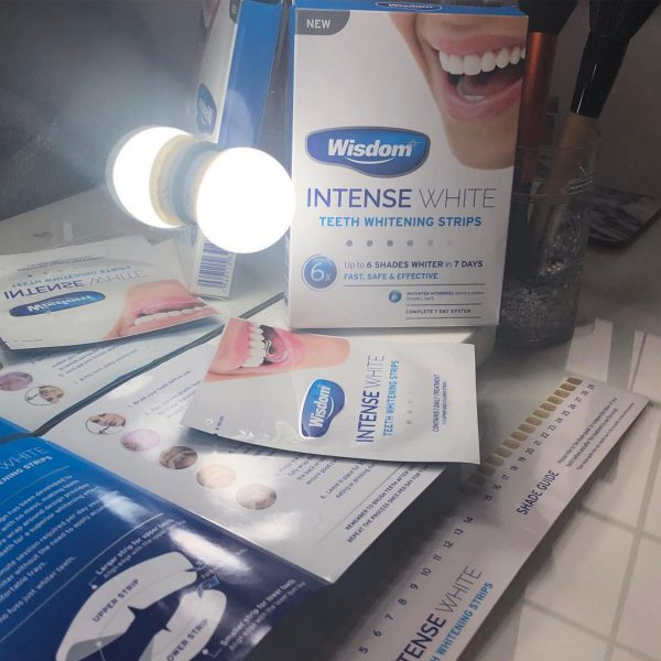 Wisdom Toothbrushes - Intense White Strips