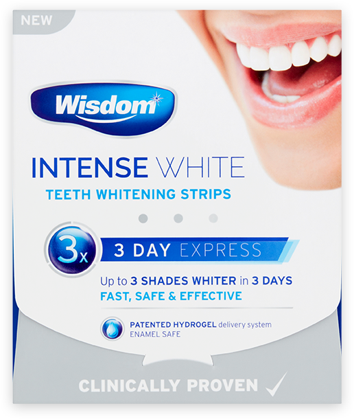 Wisdom Intense White 3 Day